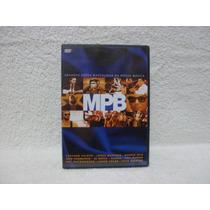 Dvd Mpb Por Eles- Zeca Baleiro, Nando Reis, Cazuza, Ed Motta