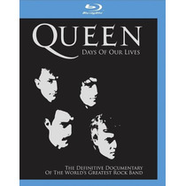 Blu-ray Queen Days Of Our Lives - Documentary