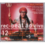 Cd Rec - Beat Ao Vivo Sem Contra Capa