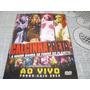 Dvd Banda Calcinha Preta - Forró Caju 2012(versão Livro)