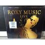 Roxy Music, Cd Live - Duplo Ao Vivo, Eagle-1998 Lacrado