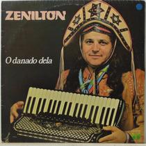 Lp Zenilton - O Danado Dela - 1983 - Magazine