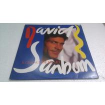 Lp Vinil David Sanborn - A Change Of Heart - 1987