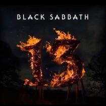 Black Sabbath 13 Cd Lançamento Original Novo Lacrado Raro !