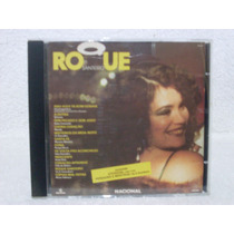 Cd Original Roque Santeiro- Nacional- Som Livre 1991