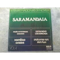 Compacto Vinil - Novela Saramandaia
