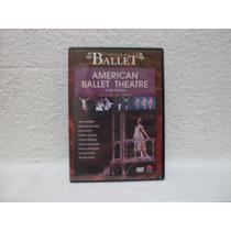 Dvd Original O Melhor Do Ballet- American Ballet Theatre