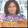 Cd - França & Forrozão Karapebba - Esquenta Mulher - 1998