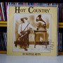 Lp Hot Country - 12 Super Hits ( Rca Victor - 1983 )