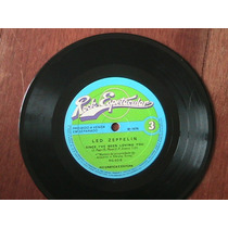 Vinil Compacto Led Zeppelin 1976 Rock Espetacular