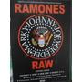 Ramones Raw Dvd Raro Original Novo Lacrado Ótimo Preço Vejam