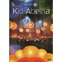 Dvd/cd Kid Abelha - Acústico Mtv