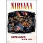 Dvd Nirvana - Mtv Unplugged In New York ( Lacrado )