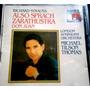 Cd Strauss - Assim Falou Zaratustra - Michael Tilson Thomas