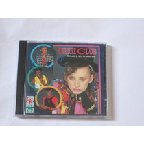 Cd Culture Club - Colour By Numbers Importado