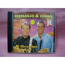 Cd Sertanejo & Forró (4) - Chrystian & Ralf