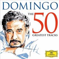 Cd Placido Domingo - The 50 Greatest Tracks (990401)