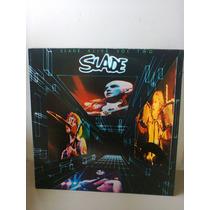 Lp Slade Alive Vol.two 1979