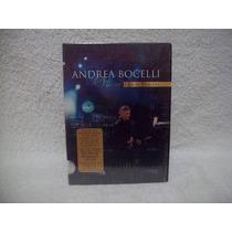 Dvd Andrea Bocelli - Vivere Live In Tuscany (lacrado)