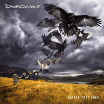 Cd David Gilmour Rattle That Lock (2015) - Novo Lacrado