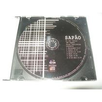 Cd Single Sem Encarte Mc Sapão - Eu Sei Cantar