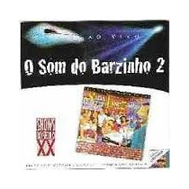 Cd O Som Do Barzinho Ao Vivo - Millennium