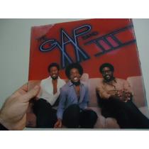 Lp - The Gap Band - Iii - Importado - Encarte