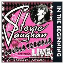 Cd - Stevie Ray Vaughan & Double Trouble - In The Beginning