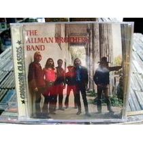 Allman Brothers Band 1º Disco - Cd Importado Novo Lacrado