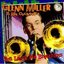 Cd Glenn Miller You Leave Me Breathless