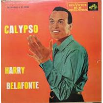 Lp - Harry Belafonte - Calypso