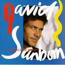 **david Sanborn **a Change Of Heart **lp