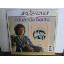 Lp Clara Sverner Interpreta Eduardo Souto