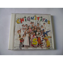 Cd Chiquititas - Volume 5 - Trilha Novela Do Sbt ( Lacrado)