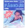 Revista Saber Violão Fábio Jr. ...suas Canções.-1996 (rara)
