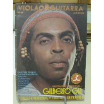 Revista - Violão E Guitarra - Gilberto Gil - Cifra
