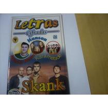 Revista Letras Cifradas Nº7 Skank Maurício Manieri Hanson