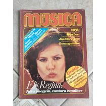 Revista Música Elis Regina Luís Gonzaga Ano 1979 N°34