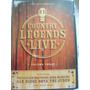 Dvd Country Legends Live Volume 3 Time Life Importado U.s.a