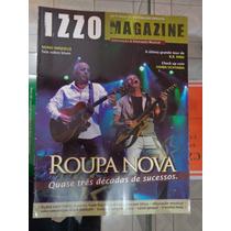 Revista Izzo Magazine Edição 15 - Roupa Nova