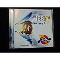 Cd Vibe 97 Vol. 4 Carolina Marquez Flash House Amos 80 90