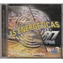 Cd As Energeticas 97 Fm Vol. 2 Building ( Frete Gratis )
