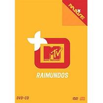 Raimundos Mais Mtv Dvd + Cd