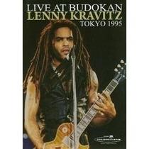 Dvd - Lenny Kravitz - Live At Budokan (lacrado)