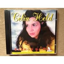 Cd Célia Held - Senhor Da Paz * Lacrado Raridade Graça Music