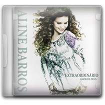 Aline Barros -extraordinário Amor De Deus *lançamento*-cd-mk