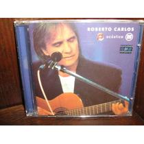 Cd Roberto Carlos - Acústico Mtv / 2001 - Original Novo!