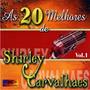 Cd Shirley Carvalhaes As 20 Melhores Vol.1