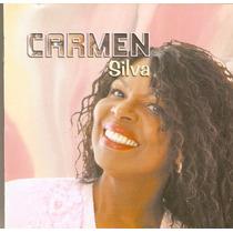 Cd Carmen Silva - Segura Na Mão De Deus - Novo***