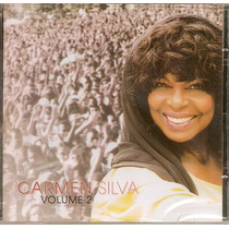 Cd Carmen Silva - Vol. 2 - Novo***